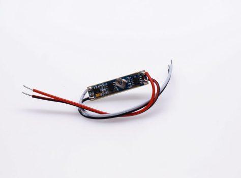 SL-2901S ALU LED profil kapcsoló, fényerőszabályzó funkcióval