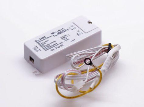 SL-2402 Érintőkapcsoló, fényerőszabályzó funkcióval
