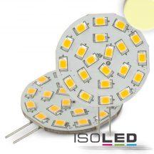 ISOLED G4 LED körpanel 21x2538SMD 3W 120° 4000K 310 Lumen 12V DC