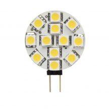 KANLUX G4 LED körpanel 12x5050SMD 1,5W 120° 3000K 130 Lumen 12V DC