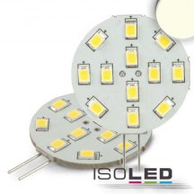 ISOLED G4 LED körpanel 12x2538SMD 2W 120° 4200K 240 Lumen 12V DC