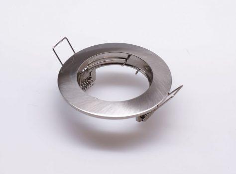 SPOT keret ELMARK FIX, kör alakú SA-70 szatén nikkel