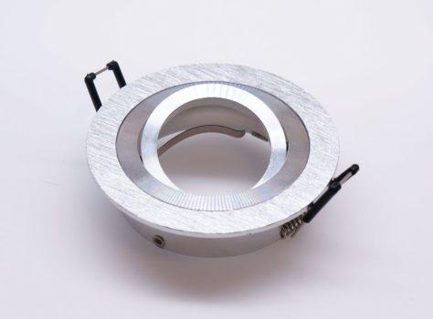 SPOT keret KANLUX billenthető, kör alakú SEIDY CT-DTO-50-AL