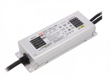 Mean Well XLG-150-12 150W-os IP67-ös LED tápegység 12V DC