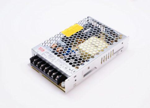 Mean Well LRS-150-12 150W-os IP20-as LED tápegység 12V DC
