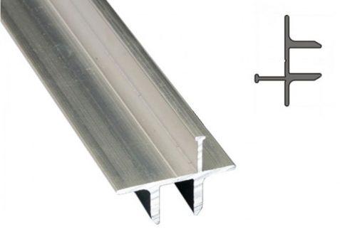 TWIN ALU LED profil 8 mm-es LED szalagokhoz