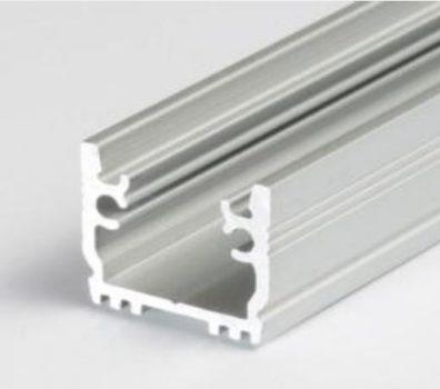 FLOOR12 ALU LED PROFIL LED szalag járófelületbe építéséhez