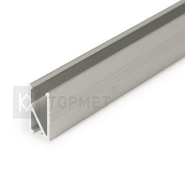 HI8 C1 ALU LED profil bútorlap élvilágítására ELOXÁLT