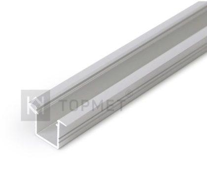 SMART-10IN ALU profil LED szalagokhoz ELOXÁLT-FEHÉR