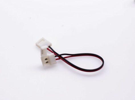 3528 típusú LED szalaghoz vezetékes toldó elem