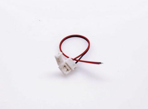 3528 típusú LED szalaghoz betáp 15 cm-es vezetékkel