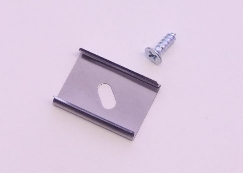 Profil rögzítő KLIPS 10 mm-es profilokhoz