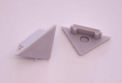 TRIO ALU LED profilhoz végzáró