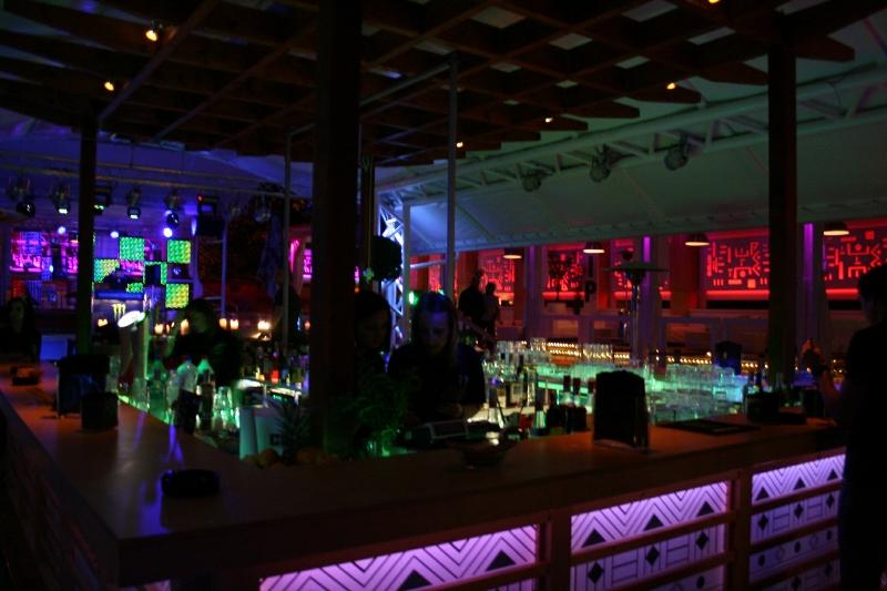 Szórakozóhely RGB világítással 3.