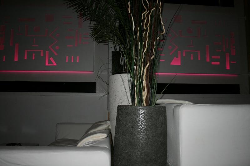 Oldalfali dekorációs RGB világítás