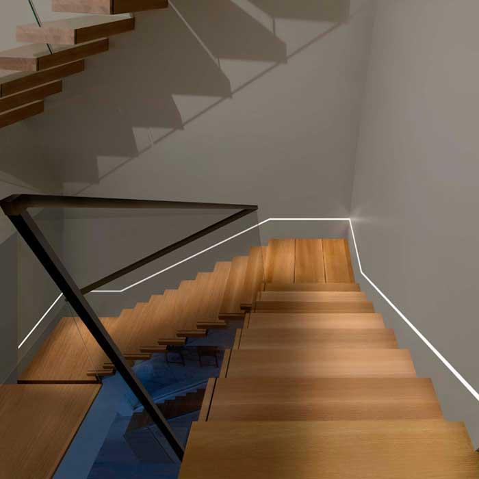 Lépcsőház 2